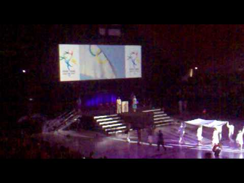 EYOF 2009 Tampere (opening ceremony)