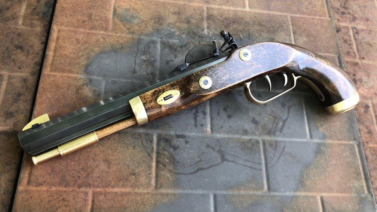 Traditions Trapper Flintlock Pistol