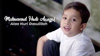 Muhammad Hadi Assegaf - Alaa Nuri Rasulillah (Official Music Video)