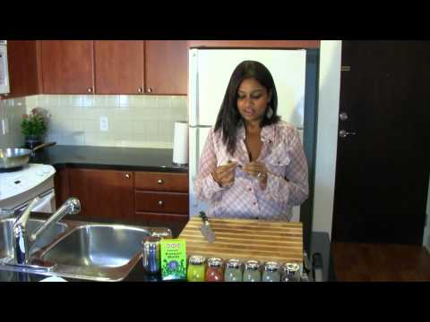 Riti Gibbs - CBC Auditions For Best Recipes Ever 2012