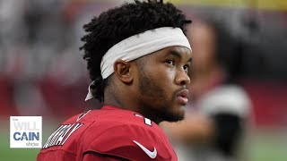 Kyler Murray's preseason performance isn't a cause for concern | The Will Cain Show