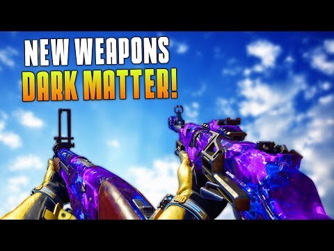 DARK MATTER CAMO UNLOCKED FOR THE NEW DLC WEAPONS! (AN-94 & CHINA LAKE DARK MATTER GAMEPLAY)