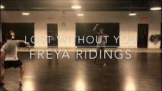 Lost Without You- Freya Ridings| BLPT Choreography| Motiv Dance