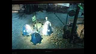 Shrek Forever After Part 4 ~ PS3 100% Walkthrough Peasant Village