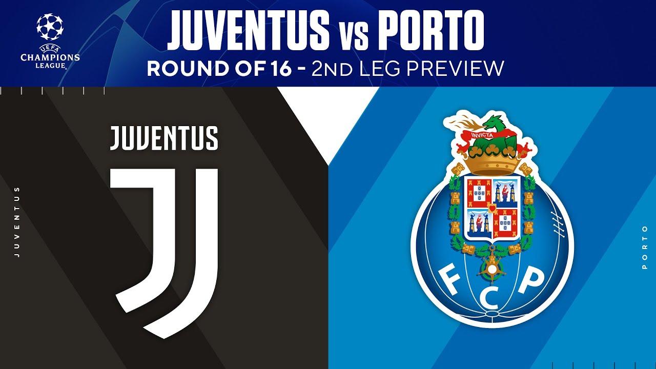 Juventus vs. Porto on Paramount+: Live stream UEFA Champions ...