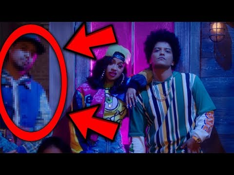 10 THINGS YOU MISSED IN Bruno Mars  Finesse Remix Feat Cardi B