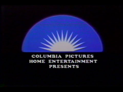 Columbia Pictures Home Entertainment Presents (1982) Company Logo (VHS Capture)