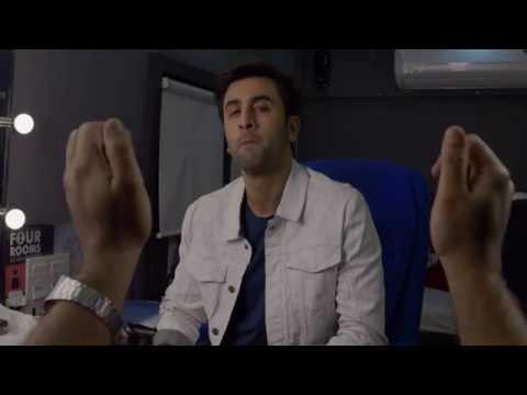 Ranbir gets an Acting Masterclass