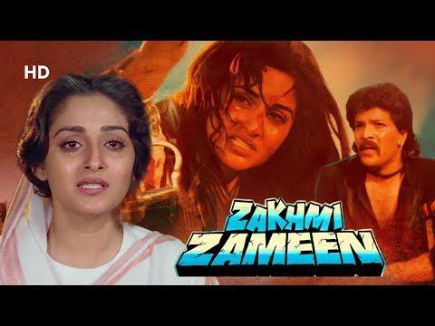 Zakhmi Zameen [1990] Jaya Prada   Paresh Rawal   Aditya Pancholi   Best Hindi Movie