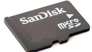 تكنولوجي 8 : طريقة إصلاح كارت ميموري تالف Carte Memory