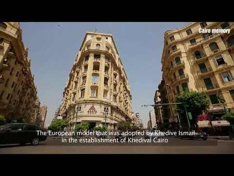 The most beautiful video about downtown Cairo .