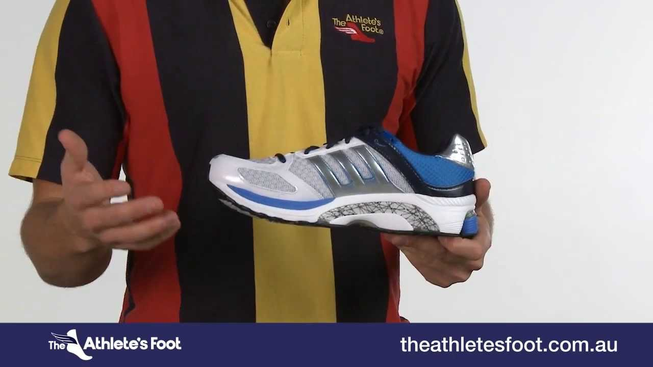 58503437138 adidas Supernova Sequence 5 running shoe review - The Athlete s Foot  Australia - YouTube