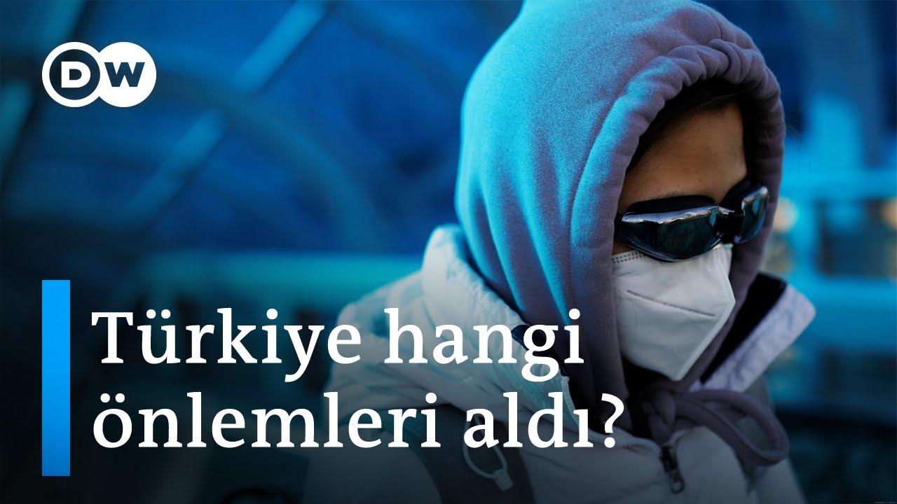 Corona virüs Türkiye için bir tehdit mi? - DW Türkçe