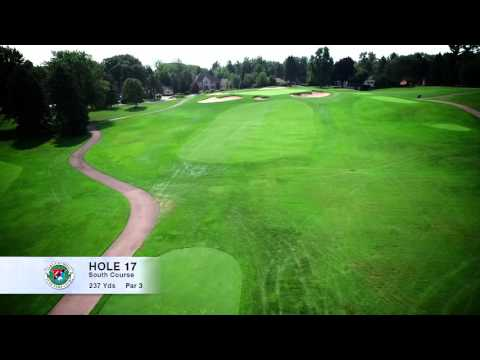 Hole 17 | South Course | Oakland Hills Country Club | Bloomfield Hills, MI