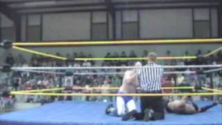 "Jay Steele vs ""Smooth Moves"" Shane Champagne"