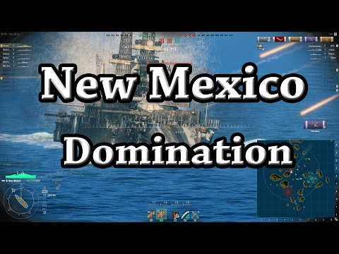 Domination in new mexico