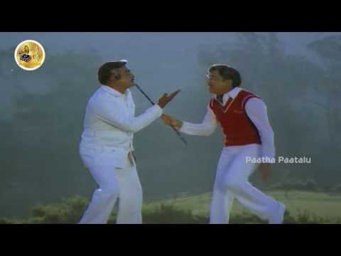 All time Golden hit Anati aa sneham Video Song || Anubandham Movie || ANR || Radhika || PathaPatalu