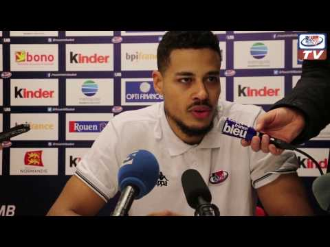 Pro B (J16) - Rouen vs Le Havre