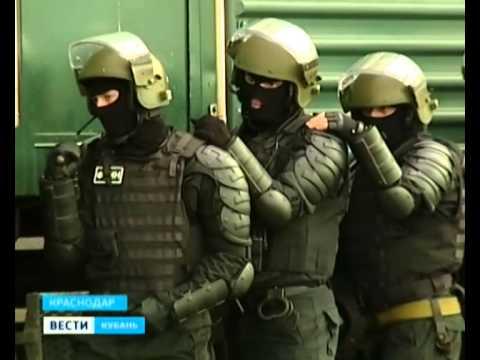 Заключенные устроили бунт в Краснодаре
