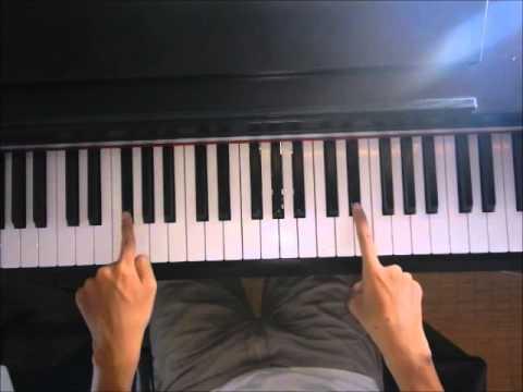 Piano Tutorial Easy Motohiro Hata Himawari No Yakusoku