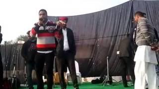 punjabi geetkar surmukh shair at randhawa palace sri jiwan nagar