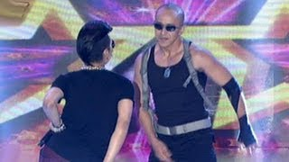 Vice Ganda dances with