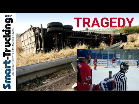 The Horrific Saskatchewan Bus Accident -- Who's To Blame?