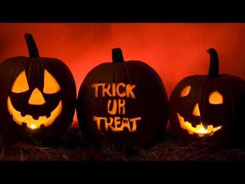 Halloween 8o's UV Thriller
