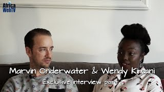 Marvin Onderwater & Wendy Kimani - Interracial and happy in Holland #1