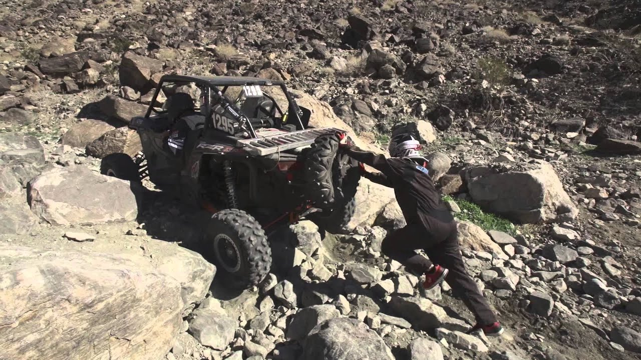 2015 Polaris RZR UTV King of the Hammers Highlights