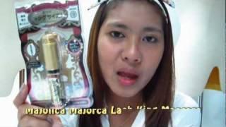 Beauty Review : Majolica Majorca Lash King Mascara