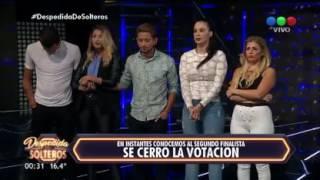 La segunda pareja finalista es... - Despedida de Solteros