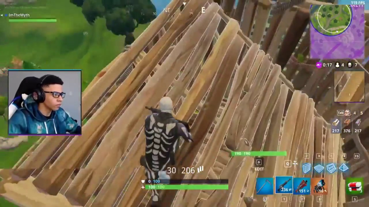 How to build good on pc fortnite
