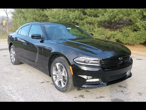 2016 Dodge Charger Sxt Plus Rallye Awd 18237 Youtube