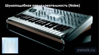 Основы синтеза звука. Урок №1 - Wave Generator