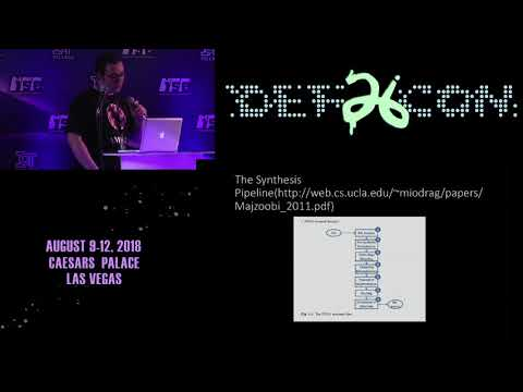 DEF CON 26 IoT VILLAGE - John Dunlap - FPGAs a new attack surface for embedded adversaries