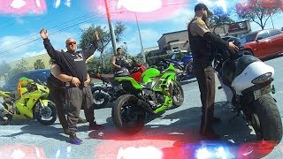 Cops Vs Bikers 2018 - Encounters With Police [Ep.#87]