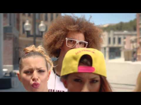 Redfoo - New Thang - Sax - 10 Minutes Real Epic Sax Guy