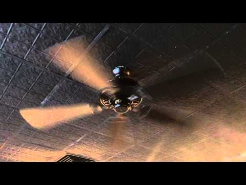Harbor Breeze Builders Best Ceiling Fan At Six Flags (Greatest Hits Remake)