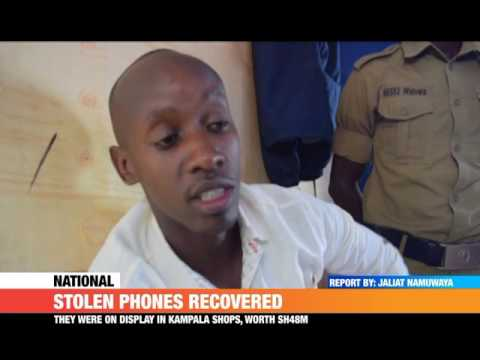 #PMLIVE: STOLEN PHONES RECOVERED