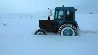 Traktor mtz Gexaqar