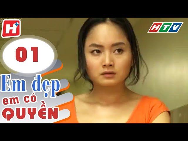 Em Đẹp Em Có Quyền - Tập 1 | Phim Tình Cảm Việt Nam Hay Nhất 2017