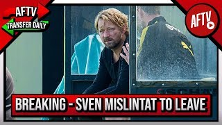 BREAKING: Sven Mislintat To Leave Arsenal, WTF Is Going On? | AFTV Transfer Daily Special