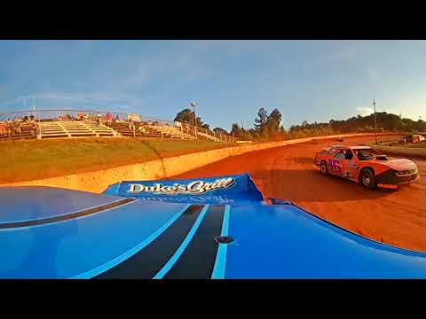 #Gullynation 360 video at Lancaster Speedway S.C. heat race 6-9-18