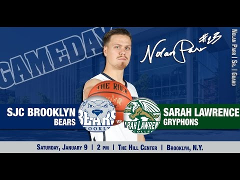 Men's Basketball vs. Sarah Lawrence