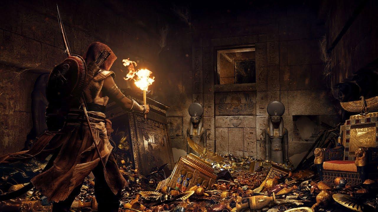 Download Secret of Tomb Part 3 - Adventure, Fantasy Movie