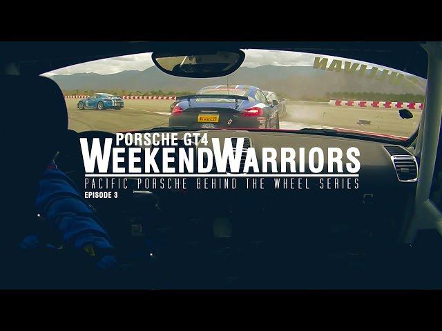 Porsche GT4 Weekend Warriors (Ep.3)