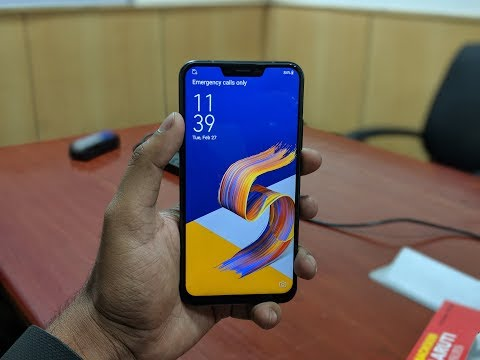Asus Zenfone 5 ZE620KL (2018) Unboxing, Hands on and First impression | MWC 2018