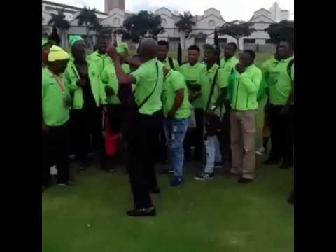 Sisho umdlalo sithi game over - Ezendidane