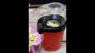 팝콘 좋아하는사람에게 강추 팝콘을 쉽게 만드는기계